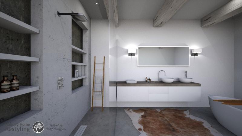 De badkamer, van nachtmerrie naar droom!